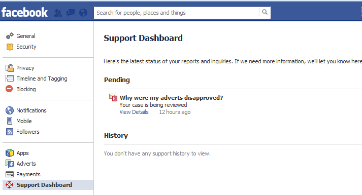 fb-support-dashboard